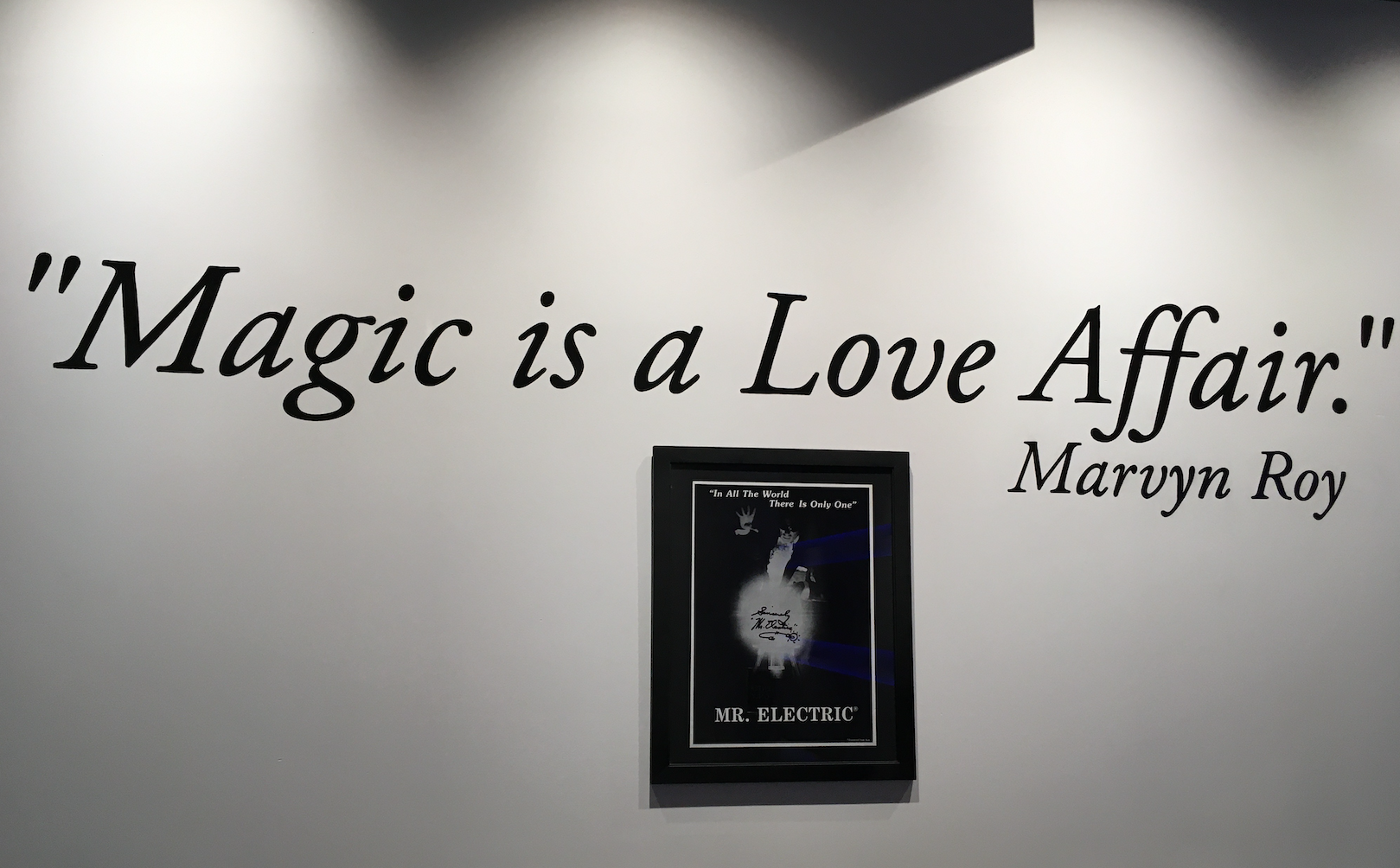 magic venue