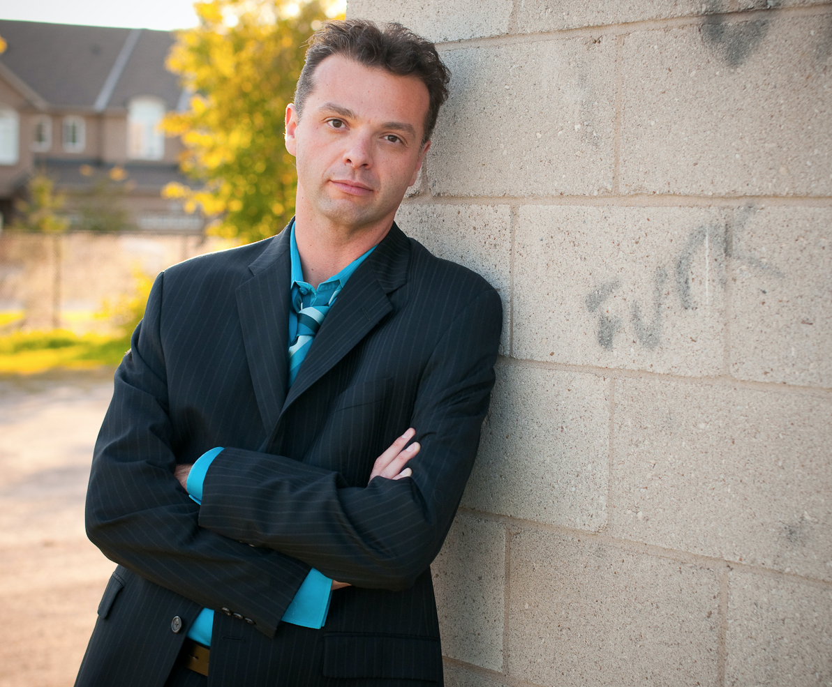 magician and comedian Matt DiSero