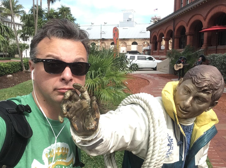 statue, key west, Florida