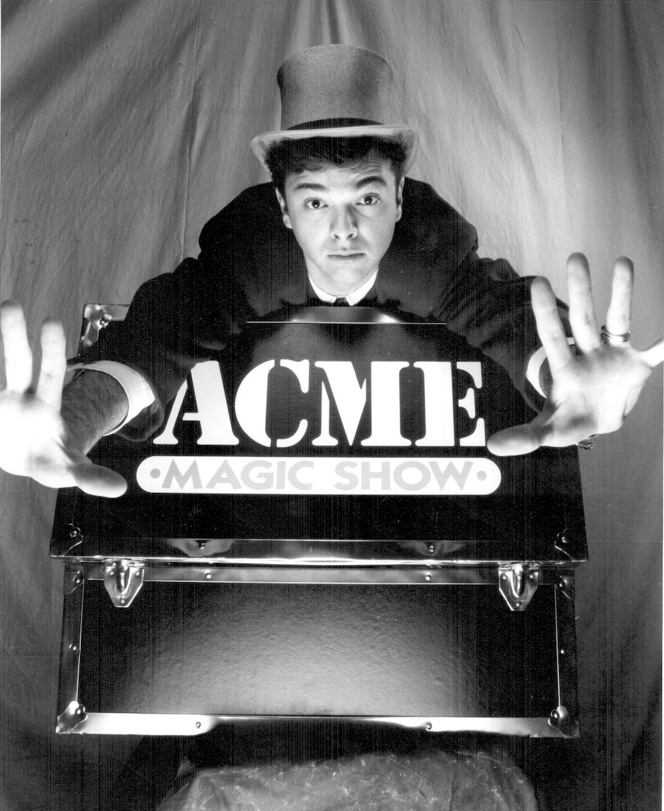 magician comedian Matt DiSero acme magic show